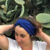turbante-tela-hecho-a-mano-azul-marino